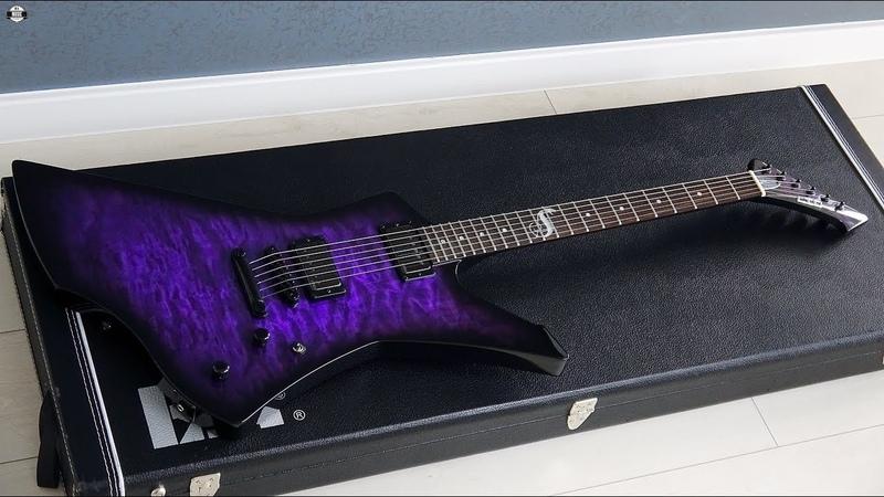 Царь Снейкбайт 👑 ESP LTD Snakebyte Baritone Limited Edition 🤘🏻 Metallica 🤘🏻