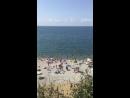 Дивноморское.пляж