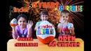 60 Kinder Surprise Open \ Открываем 60 Киндер сюрпризов