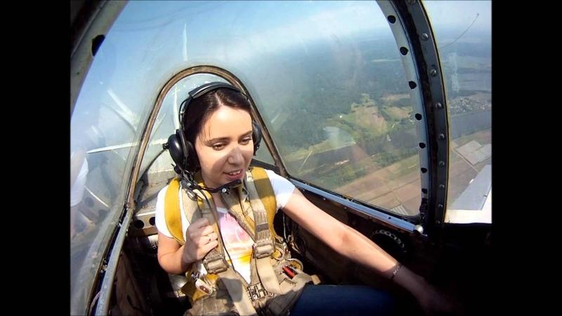 Экстремальный полет на самолете Нереально круто