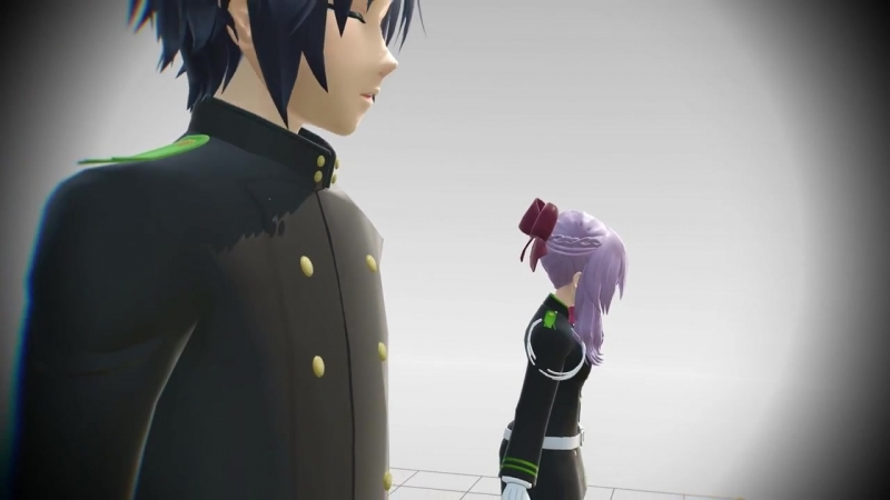 [MMD] Faded vs. Closer (Shinoa and Yuu) [HD].mp4