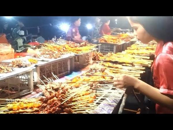 Cambodia Best Street Food - Street Food Zone Angkor Heritage, Siem Reap - Asia Street Food 081