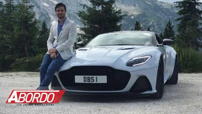 Aston Martin DBS Superleggera 2019 Prueba A Bordo Completa