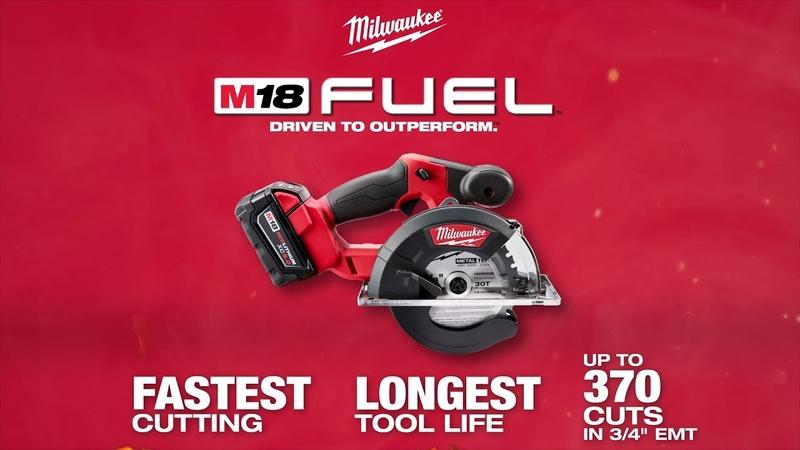 Milwaukee® M18™ FUEL™ Metal Cutting Circular Saw