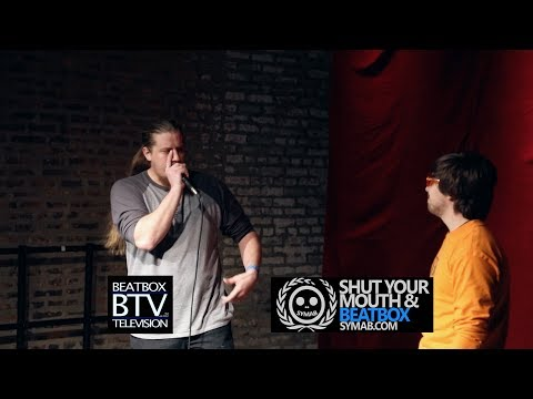 Dr. Mer vs Livid / Top 16 - Midwest Beatbox Battle 2018