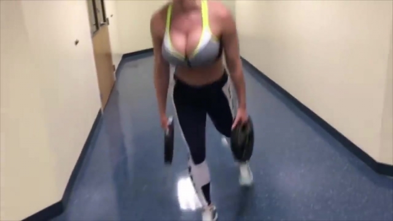 Playboy Playmate GIA MARIE MACOOL workout motivation