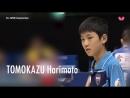 Tomokazu HARIMOTO. Tenergy 05. (2016 ALL JAPAN Championships)