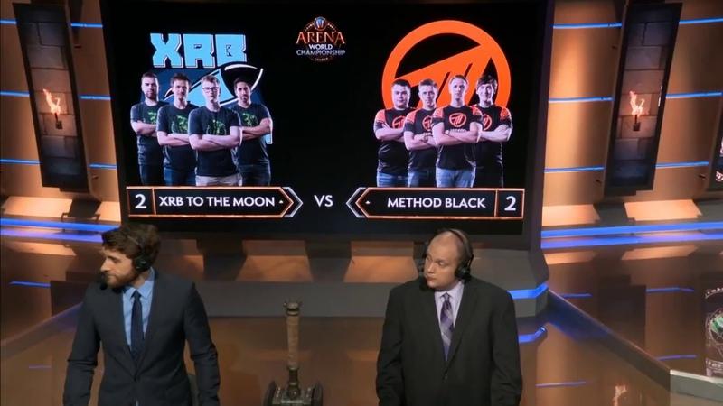 Grand Finals - XRB to the Moon vs Method Black - WoW Summer Finals 2018 (Part 2)