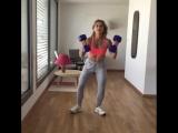 Упражнения для активизации мышц и тонуса всего тела