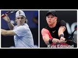 Denis Shapovalov vs Kyle Edmund HIGHLIGHTS CINCINNATI 2018 R2