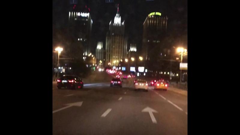 Автопати с Любимой! Москва.