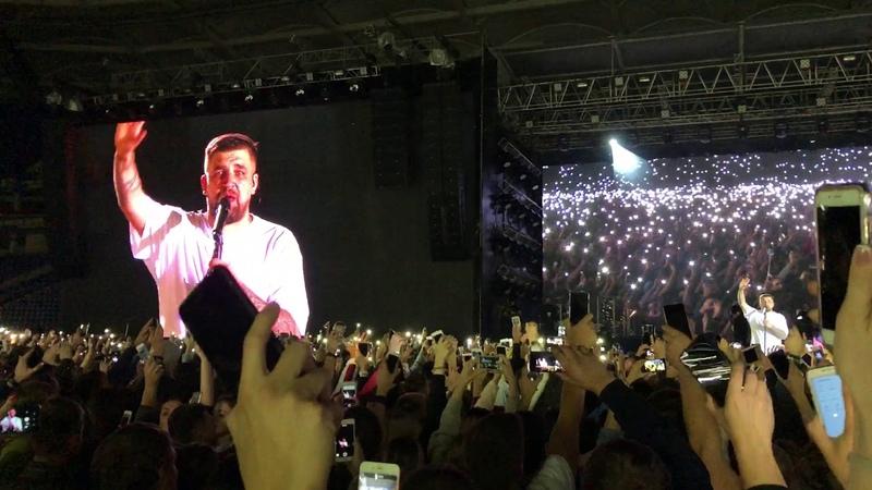Баста - Сансара - Ростов Арена 29.09.2018