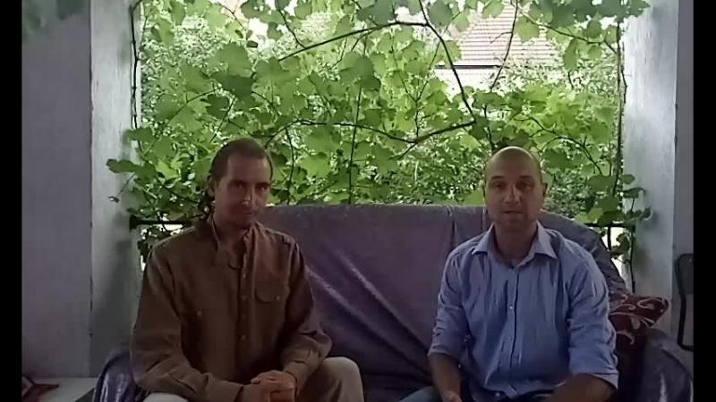 Павел Агупов и Алексей Ильмухин - Мастер телесных практик