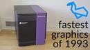 SGI's $250,000 Graphics Supercomputer from 1993 - Silicon Graphics Onyx RealityEngine²