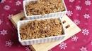 Vegan Pear Crisp Recipe 9 29 12 Day 48 Whole Fruit Pie Cobbler Crumble