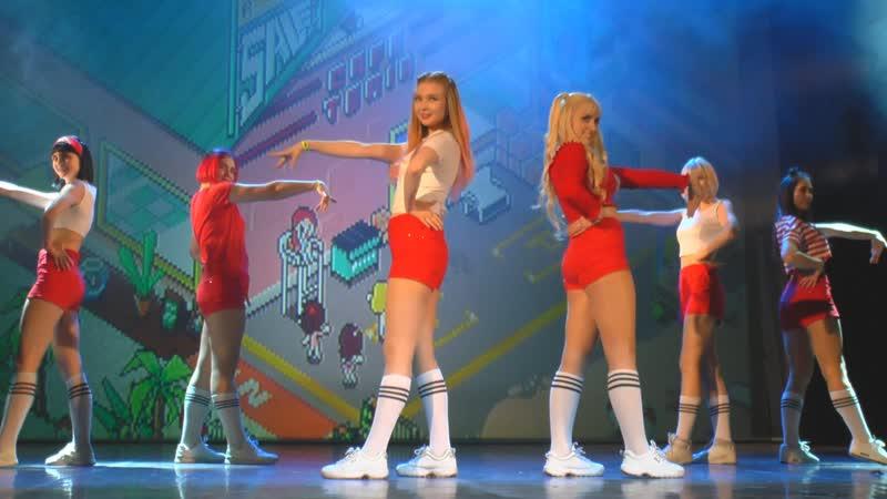 Girls Dance Show: Divine – Bingle Bangle (AOA) на /AkiCon 2018/