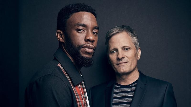 Chadwick Boseman Viggo Mortensen Actors on Actors Full Conversation topnotchenglish
