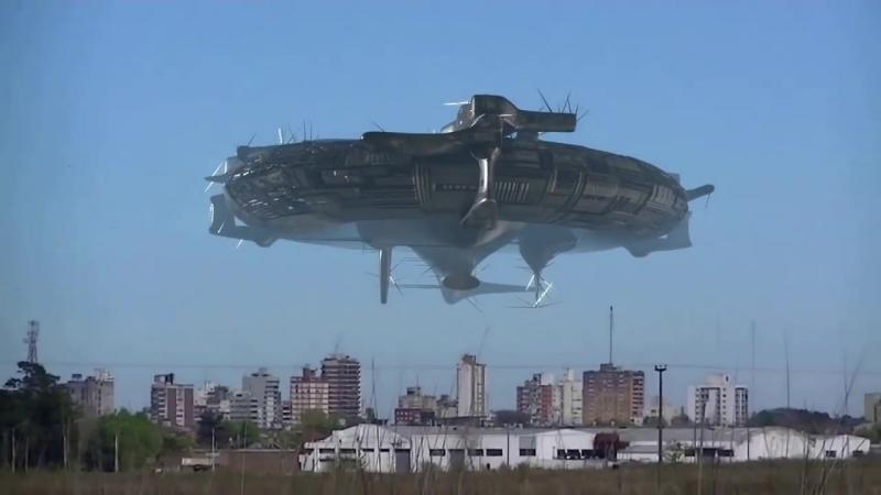 Ovnis en la ciudad _⁄ ufo sightings