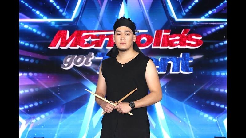 Б Дуулал I Хөдөлмөрч тууштай залуу I 3 р шат I Дугаар 2 I Mongolia's got talent 2018