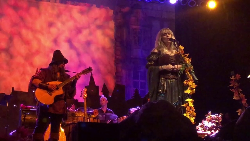 BLACKMORE'S NIGHT Wish You Were HereOcean Gypsy Huntington 2018
