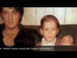 Why Thomas is Elvis Son ! Theres Always Me Elvis Jr 21st CenturyWolf Prod.