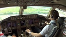 Ultimo vuelo Cap Genoveva De La Lanza en el B777 antes de su ascenso a comandante en el 737