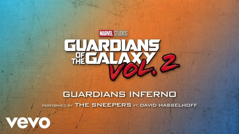 Guardians Inferno - Marvel Studios Guardians of the Galaxy Vol. 2