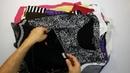 (ВА4)1109 Ladies Tops Cream for summer (8 kg) 6пак - женские летние блузки/футболки крем Англия
