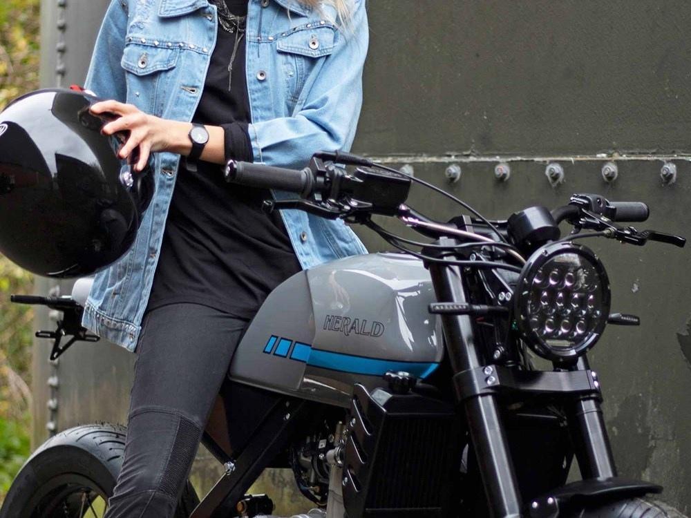 Концепт мотоцикла Herald Brute 500