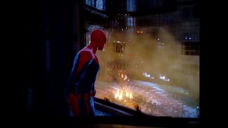 The Amazing spider-man 3 часть видио