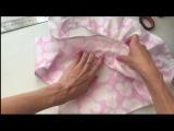 Трусики из хлопка с юбочкой на малышку от 0 до 24 месяцев