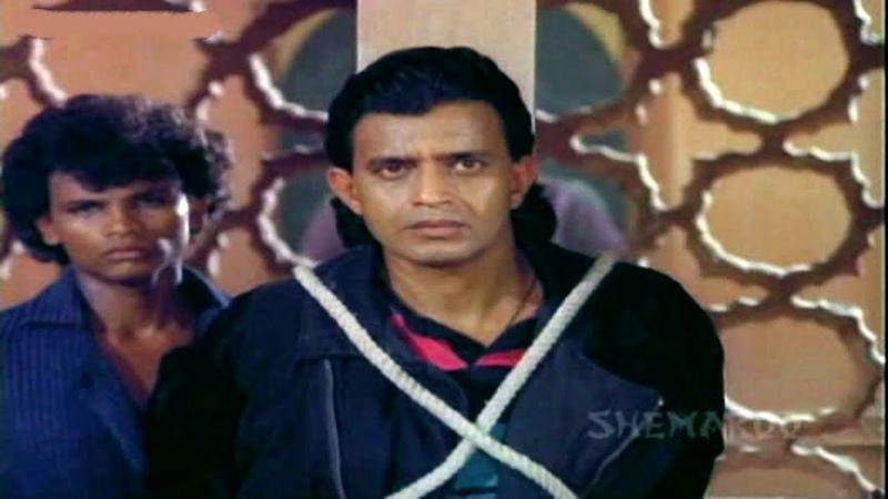 Митхун Чакраборти индийский фильм Мой язык Meri Zabaan 1989г