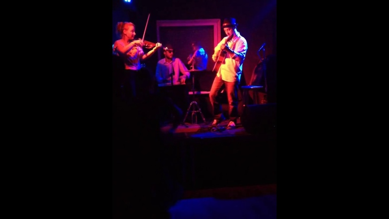 JAP ЗаМАНУШ Live Jazz Dancing (1) Lebowski Bar 10.06