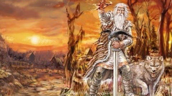 Скрываемая правда о Славянской древней ведической цивилизации Белокожие фараоны академик Костин