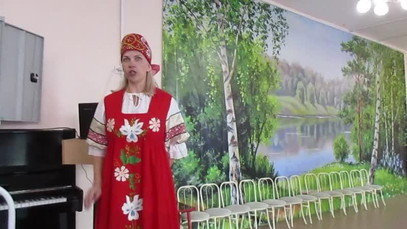 мастер-класс в 345 детском саду_Приобщение дошкольников к социокультурным ценностям посредством народной игры6236