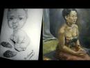 Промо видео художественной страницы в инстаграмме Ykt_artists