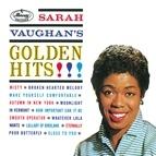 Sarah Vaughan альбом Golden Hits - Sarah Vaughan