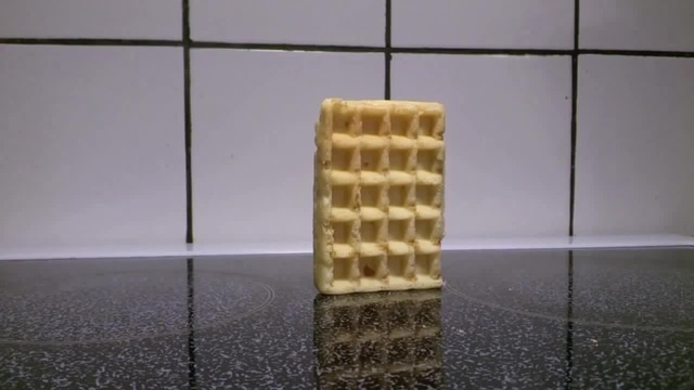 Waffle Falling Over Wafflemob