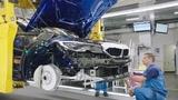 Так немцы собирают Ваш BMW 3 Series