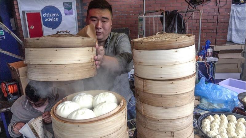 Dim Sum and Bao Dumplings from China. London Street Food