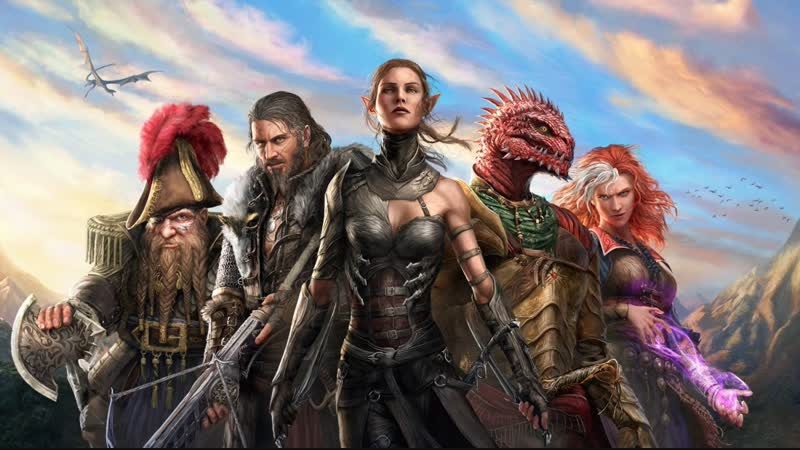 Лучшая RPG - Divinity: Original Sin II.