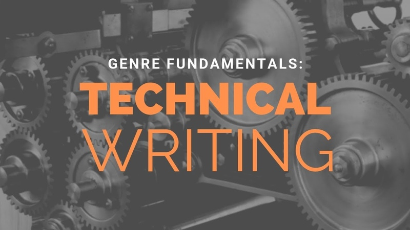 What is Technical Writing Writing Genre Fundamentals