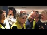 Brigitte Bardot avec les gilets jaunes Ne l