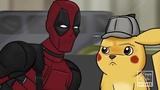Super Cafe - I'm Batman vs I'm Deadpool vs I'm Pikachu