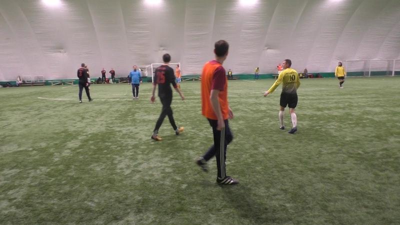 FC Piterška Žvežđa 0:0 Оккервиль (Полный матч)