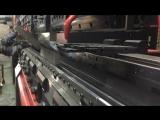 Гибка кронштейна на заводе #Промметалл