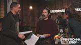 Wynonna Earp 2x04 Behind The Scenes