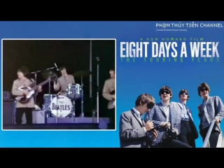 THE BEATLES - DIZZY MISS LIZZY_TICKET TO RIDE SHEA STADIUM 1965