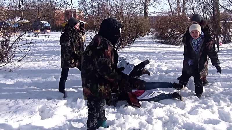 Юные защитники Отечества-2 13.02.2013