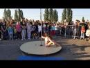 Полина Сычёва ЗОЖигай! осень 2018 ( 9 региональный фестиваль ЗОЖ) г. Алчевск, 22 Сентября 2018года.